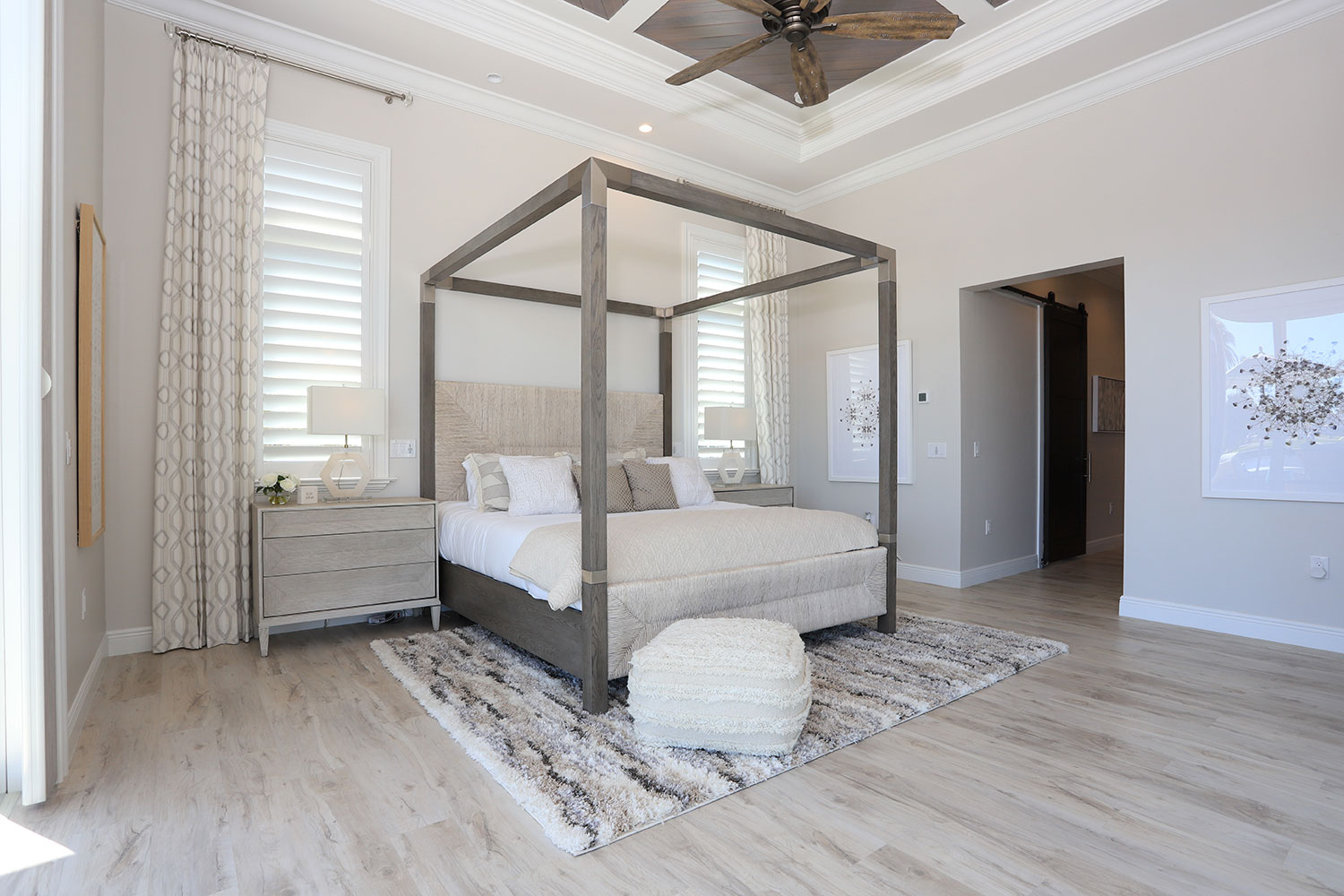 KDL Master Bedroom Neutrals